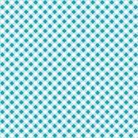 Lunch Servietten Diagonal Light Blue Check