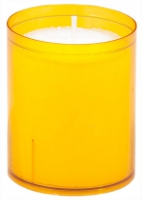 24 Refill Cups - orange