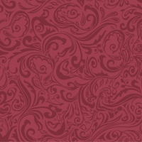 Linclass-Light Servietten 25x25 cm - Lias (bordeaux)
