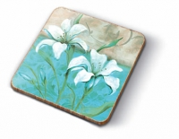 Cork Coaster - Chic Lily