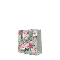 10 gift bags - Calm Flowers  square