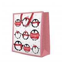 10 gift bags - Little Penguins