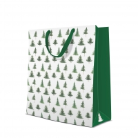 10 gift bags - Conifer Trees