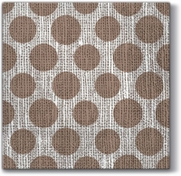 Lunch Servietten Dots on Linen
