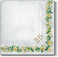 Napkins 33x33 cm - Communion Frame