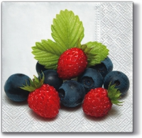 Servietten 33x33 cm - Fresh Fruits