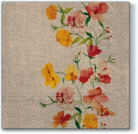 Servietten 33x33 cm - We Care Delicate Flowers