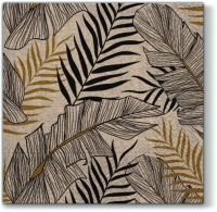 Servietten 33x33 cm - We Care Exotic Leaves