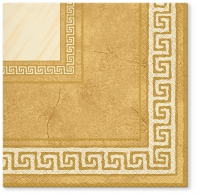 Lunch Servietten Athena (beige)