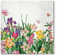 Servietten 33x33 cm - Power of Spring