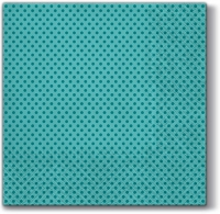 Lunch Servietten Small Dots (turquoise)