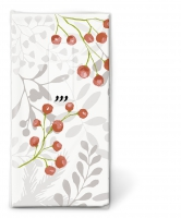 handkerchiefs - TT Red berries