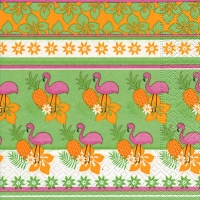 Lunch Servietten Tropical pattern