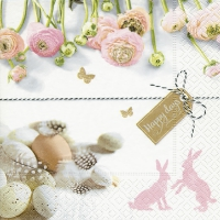 Servietten 33x33 cm - Cute Easter