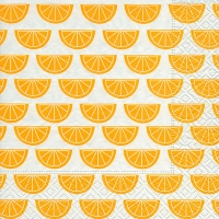 Lunch Servietten Citrus pattern