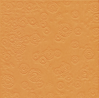 Servietten 33x33 cm - Moments Uni orange