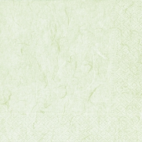 Servietten 33x33 cm - Pure pale green