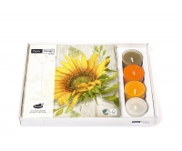 Combibox  - Vintage sunflower