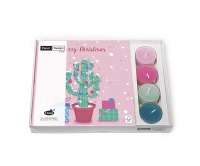 Combibox  - Decorated cactus