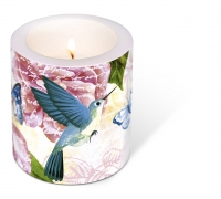 decorative candle - Lovely spring