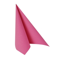 50 napkins 33x33 cm - ROYAL Collection fuchsia