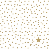Servietten 25x25 cm - The Star Money