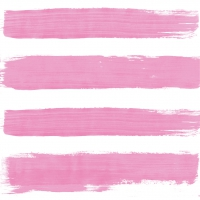Lunch Servietten Summer Stripes pink