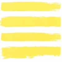Lunch Servietten Summer Stripes lemon