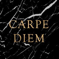 Lunch Servietten Marble Carpe Diem