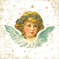 Lunch Servietten Vintage Angel