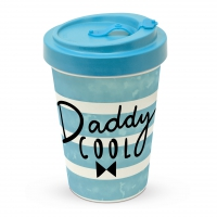 Bamboo mug To-Go - Daddy Cool