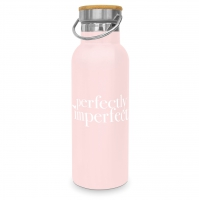 Edelstahl Trinkflasche - Perfectly Imperfect