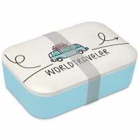 Bamboo Lunchbox - Worldtraveler