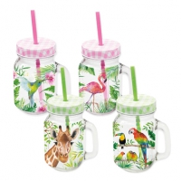 Party Tumbler - Tropical