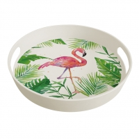 tray - Bamboo Tray Tropical