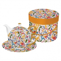 Tea 4 One - Tea 4 One Set GB Fiorentina echtes Gold
