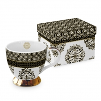 Classic Tasse - Madaket black real gold