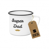 Metal Cup - Superdad