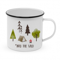 Metal Cup - Into the wild