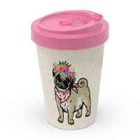 Bamboo mug To-Go - Lilly