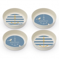 Bambus Schalen - Bowls Beach Set of 4