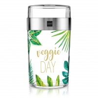 Snack 2Go Glas - Jungle Veggie Day