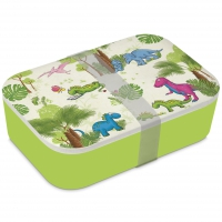 Bamboo Lunchbox - Dinos