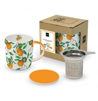 Tee-Tassen - Beautiful Oranges T-CB