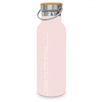 Edelstahl Trinkflasche - Pure Little Things
