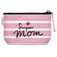 Makeup Bag - Super Mom