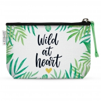 Makeup Bag - Wild at Heart