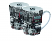 Porzellan Tasse in gift box LONDON