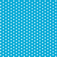 Servietten 25x25 cm - Bolas light blue