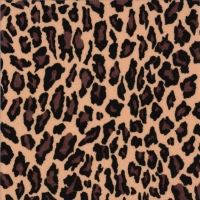 Lunch Servietten Leopard Pattern nature